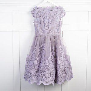 NEW Chi Chi London Nia Lace Dress